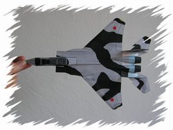 F-15 top PaperAircrafts